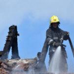 U Čapljini izgorjeli plastenik i vinograd, požar zaprijetio i kućama